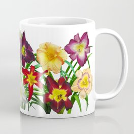 Display of daylilies I Coffee Mug
