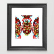 Libyror Framed Art Print