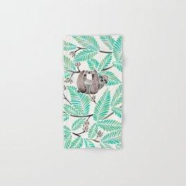 Happy Sloth – Tropical Mint Rainforest Hand & Bath Towel