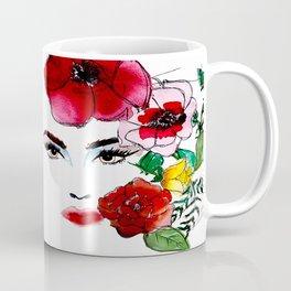 Hiding behind Beauty Coffee Mug