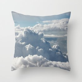 Soft Beauty 3 Throw Pillow