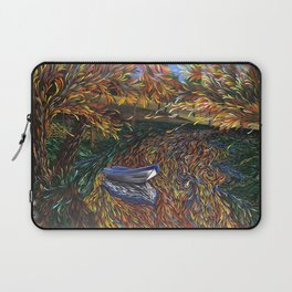 Sailing on perceptions Laptop Sleeve