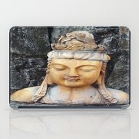 asian iPad Cases featuring ASIAN GODDESS by JANUARY FROST