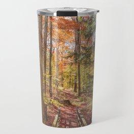 Forest Bridge Travel Mug