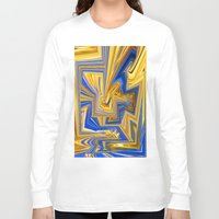 alchemy Long Sleeve T-shirts featuring Attempted Alchemy by David  Gough
