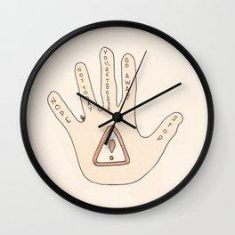 Just no! Wall Clock