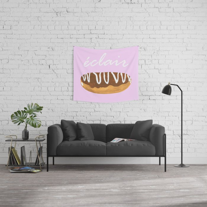 Eclair Wall Tapestry