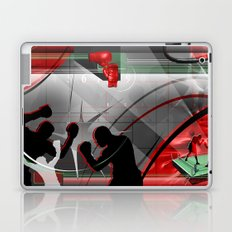 Boxing Laptop & iPad Skin