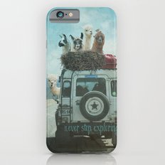 NEVER STOP EXPLORING II SUMMER EDITION iPhone 6 Slim Case