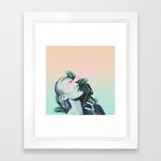 Spring Breaker Framed Art Print