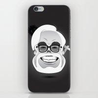 hayao miyazaki iPhone & iPod Skins featuring Dōmo Arigatō Hayao Miyazaki (Original version) by Arian Noveir