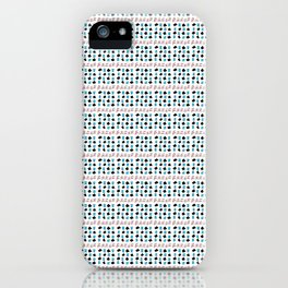 Rectangle and abstraction 3-abstraction,abstract,rectangled,geomtry,geometric iPhone Case
