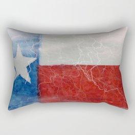 Texas Storm Rectangular Pillow