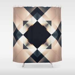 Stand Down Officer Shower Curtain