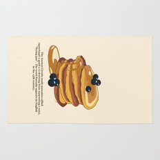 Fluffy Pancakes Rug