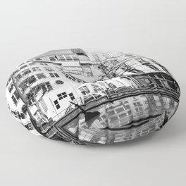 Urban meets classic Floor Pillow