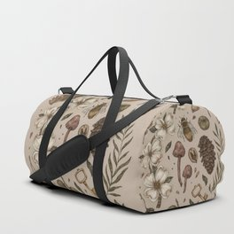 Nature Walks (Light Background) Duffle Bag