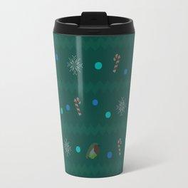 Christmas Knit Travel Mug
