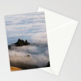 Sky Below - Mount Tamalpais II Stationery Cards