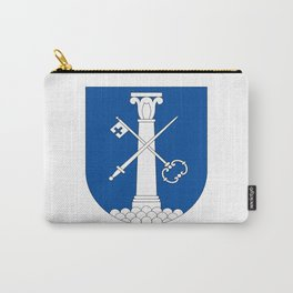 Flag of Drammen Carry-All Pouch