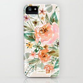 SMELLS LIKE PACIFICA BREEZES iPhone Case