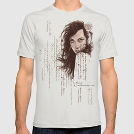 French Paper T-shirt