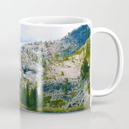 Desolation Wilderness Lake Reflection Coffee Mug