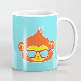 Cool Vibes Monkey Coffee Mug