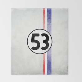 Herbie Throw Blanket