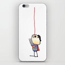 Superhero 4 iPhone Skin