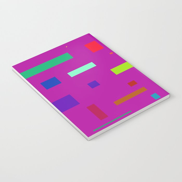 Squares and Rectangles 2 Notebook