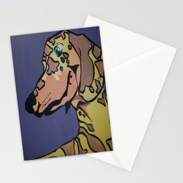 Charlie Rex Boomerang Stationery Cards