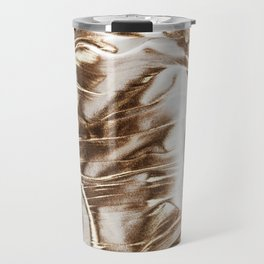 Golden Hangover #abstract #digitalart Travel Mug
