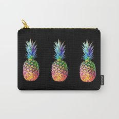 iridescent pineapple Carry-All Pouch