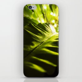 The Night Garden Green iPhone Skin