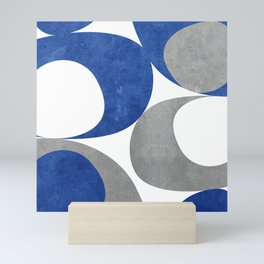 abstract1220 Mini Art Print