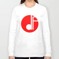 logo Long Sleeve T-shirts featuring logo by davefallonphotography