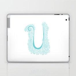 Alphabet Soup: U Laptop & iPad Skin
