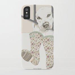 Pipo iPhone Case