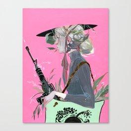 Beau Monde Canvas Print