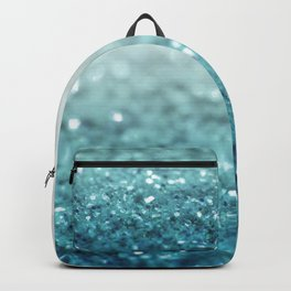 MERMAID GLITTER - MERMAIDIANS AQUA Backpack