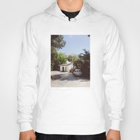 hollywood Hoodies featuring Hollywood, California by Kevin Russ