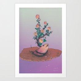 Premium Natural (3)  Art Print