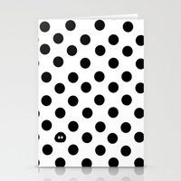 dots Stationery Cards featuring Dots by Arma