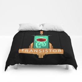 Transistor [2] Comforters