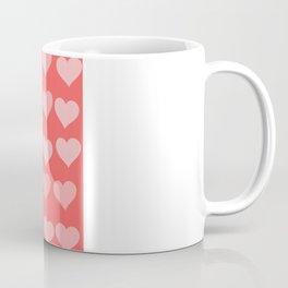Cute Hearts Coffee Mug