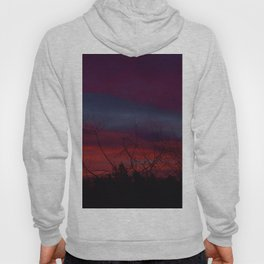 Red Sky in The Morning Hoody