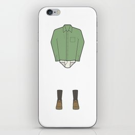 Walter White's Wardrobe  - The First Cook iPhone Skin