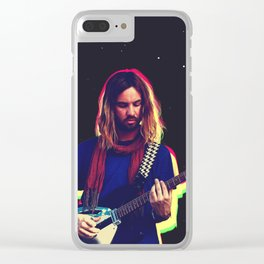 Kevin Parker from Tame Impala Clear iPhone Case