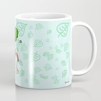 coconut wishes Mugs featuring Wishes by Giuseppe Lentini